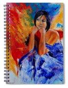 Eglantine 45901111 Spiral Notebook