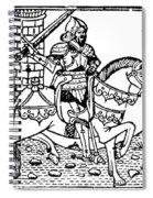El Cid Campeador (c1040-1099) Spiral Notebook
