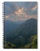 Ella - Sri Lanka Spiral Notebook