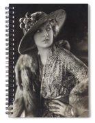 Elsie Janis (1889-1956) Spiral Notebook