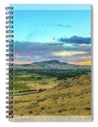 Emmett Valley Spiral Notebook