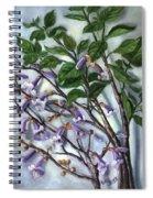 Empress Tree Spiral Notebook