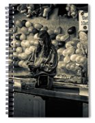 End Of The Night Spiral Notebook