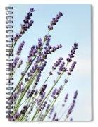 English Lavender Spiral Notebook