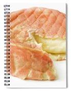 Epoisses De Bourgogne Spiral Notebook