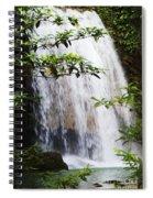 Erawan National Park Spiral Notebook