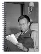 Ernest Lawrence, American Physicist Spiral Notebook