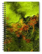 eruption II Spiral Notebook