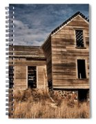 Essence Of Time Spiral Notebook