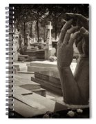 Eternal Hands Spiral Notebook