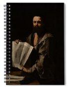 Euclid Spiral Notebook