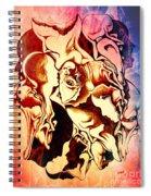 Evolution In Mind  Spiral Notebook