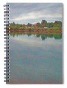 Facing East  Spiral Notebook