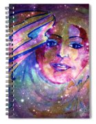 Faerie Spiral Notebook