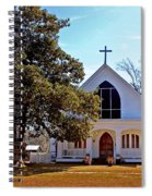 Fairhope Sacred Heart Church Spiral Notebook