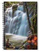 Fairy Falls Spiral Notebook