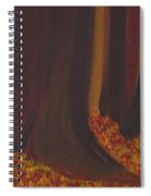 Fall Forest Floor By Jrr Spiral Notebook