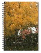 Fall Spiral Notebook