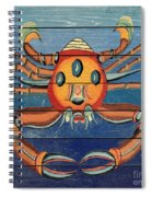 Fanciful Sea Creatures-jp3825 Spiral Notebook