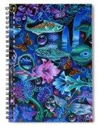 Fantasy Aquarium Spiral Notebook