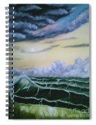 Fantasy Seascape Spiral Notebook