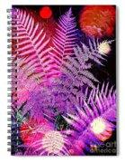 Ferns Spiral Notebook