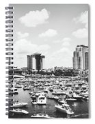 Festive Tampa Bay Spiral Notebook