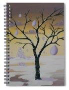 Field Of Potentials Spiral Notebook