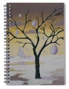 Field Of Potentials Spiral Notebook