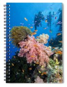 Fiji Underwater Spiral Notebook