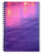 Film Noir Homage Blade Runner 1982 Casa Grande Arizona 2004 Spiral Notebook