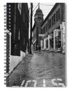 Film Noir Sylvia Sidney Lee Marvin Violent Saturday 1955 1 Brewery Gulch Bisbee Arizona 1967 Spiral Notebook
