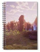 Final Fantasy Xiv A Realm Reborn Spiral Notebook