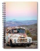 Firestone Truck Spiral Notebook