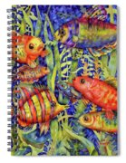 Fish Tales IIi Spiral Notebook