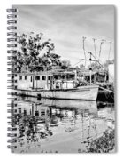 Fisherman's Pride Spiral Notebook