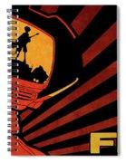 Flcl Spiral Notebook