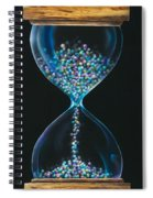 Fleeting Spiral Notebook