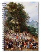 Flemish Fair Spiral Notebook