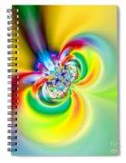 Flexibility 53aaa Spiral Notebook