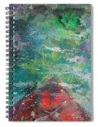 Float Boat Spiral Notebook