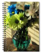 Floral Bouquet 2 Spiral Notebook