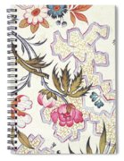 Floral Design Spiral Notebook