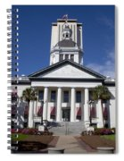 Florida State Capitol Building Spiral Notebook
