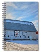 Flower Pot Barn Spiral Notebook