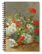 Flower Study Spiral Notebook