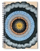 Fludds Cosmic Realms, 1617 Spiral Notebook