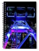 Flyer Pod Spiral Notebook