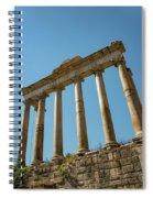 Follow The Money Spiral Notebook