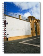 Fonte Bela Palace - Azores Spiral Notebook